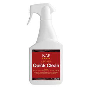 NAF Leather Quick Clean