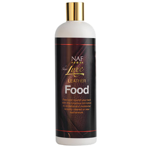 NAF Sheer Luxe Leather Food