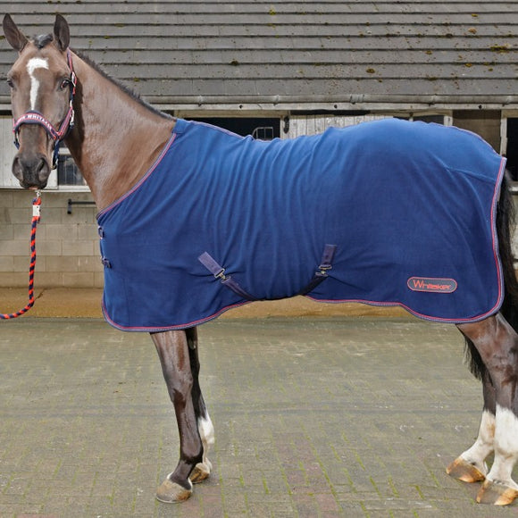 Whitaker Fleece Rug Rastrick - 4Pony.com