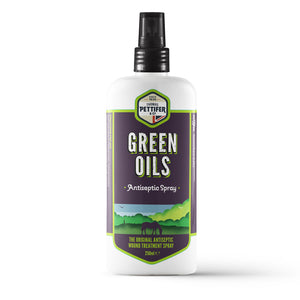 Thomas Pettifer Green Oils Antiseptic