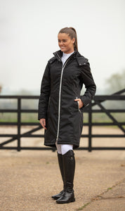 Mark Todd Ladies Performance Long Waterproof Coat