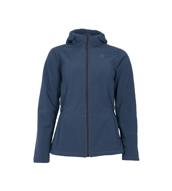 Mark Todd Ladies Softshell Fleece Lined Jacket