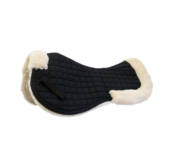 Mark Todd Deluxe Fleece Lined Half Pad Full
