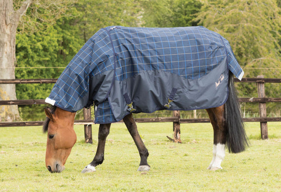 Mark Todd Lightweight Turnout Neck Cover Plaid