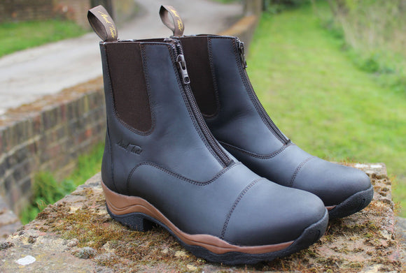 Mark Todd Milford Boots Brown