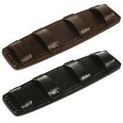 JHL Curb Chain Guard Leather - 4Pony.com