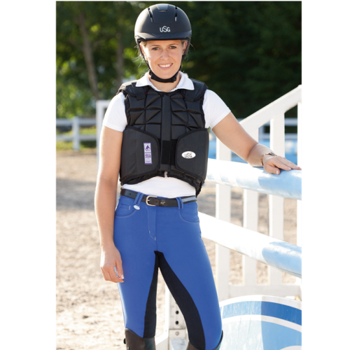 USG Adult Flexi Motion Body Protector - 4Pony.com