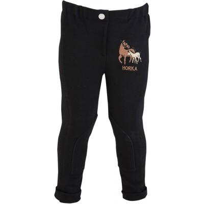 Horka Mini Jods - Black - 4Pony.com