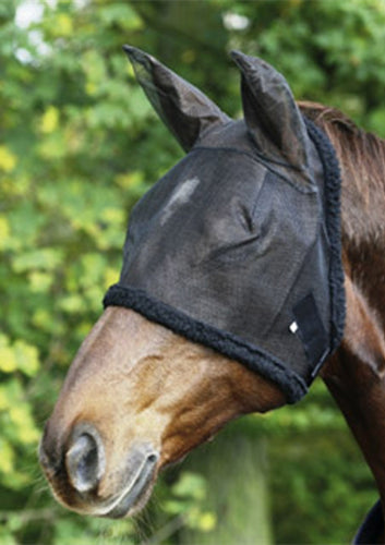 USG Fly Mask with Ears - Durable - 4Pony.com