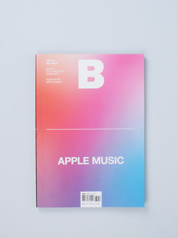 B MAGAZINE - Apple Music SOLD OUT