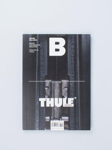 B MAGAZINE - Thule SOLD OUT