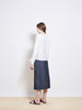 TSUBI Raw Denim Skirt
