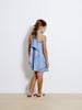 LIV Light Denim Kite Dress