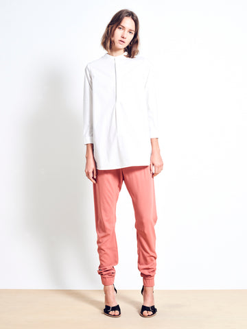 JOSEPHINE Stretch Cotton Top