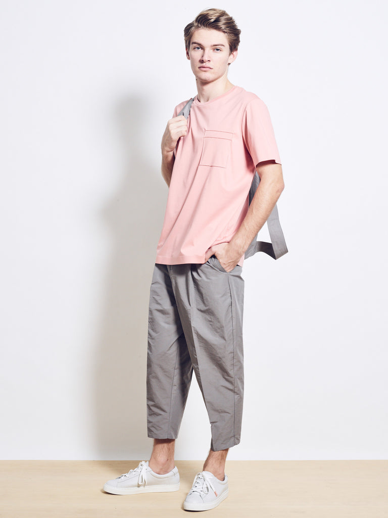 EWEN Cotton Jersey Pocket Tee
