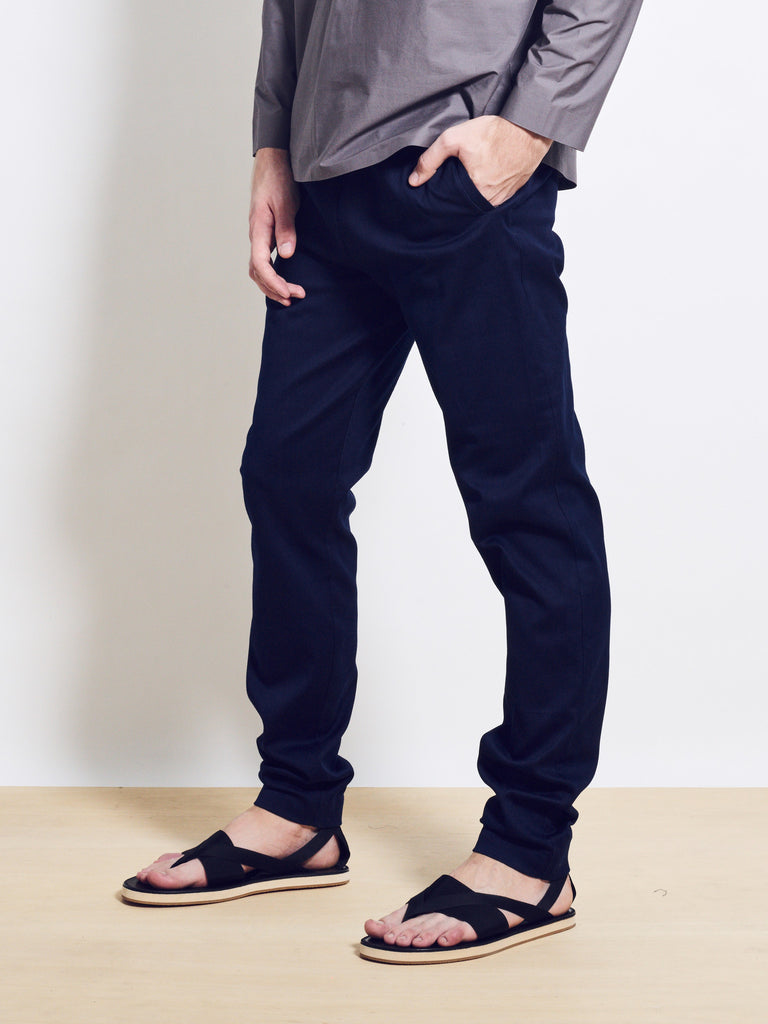 LINCOLN Stretch Denim Trousers