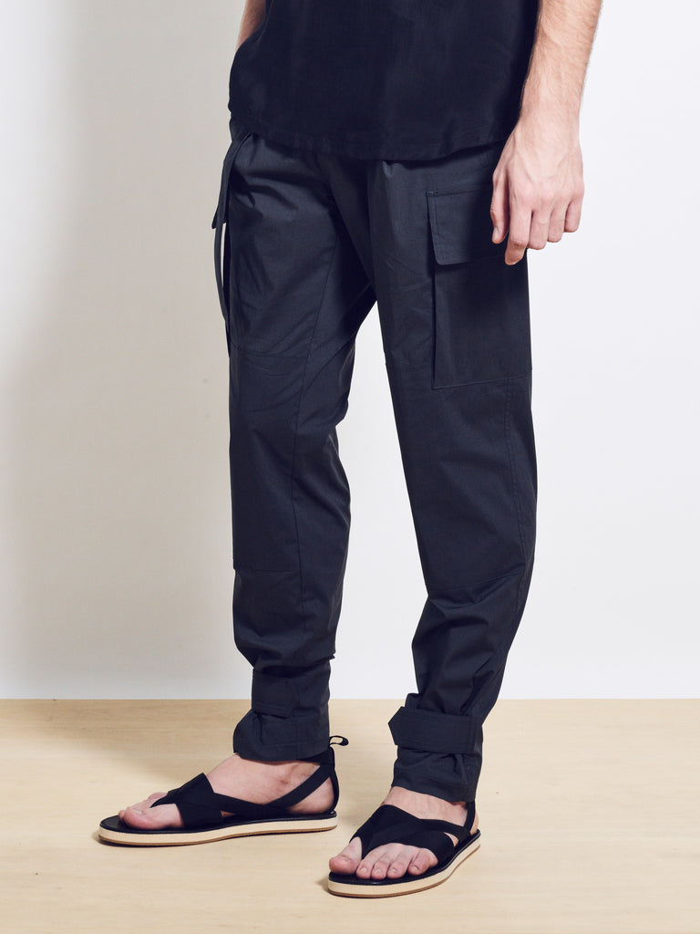 NOTEN Cotton Utility Trousers