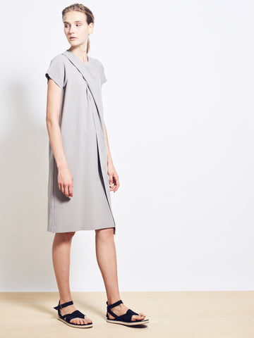 COLLINS Crepe Dress