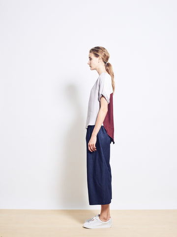 BONDI Denim Wide Leg Pants