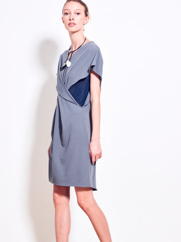 DIANE Crepe Dress