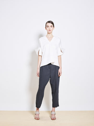 HARDIN Wool Crepe Crop Pants SOLD OUT