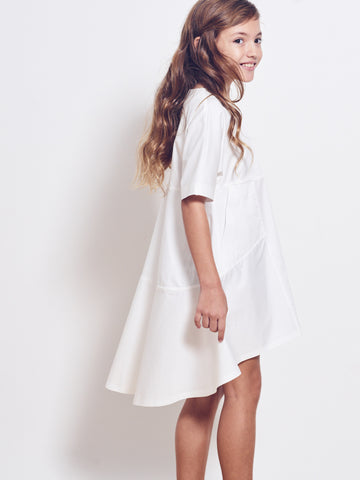 HUDSON Cotton Shirt Dress
