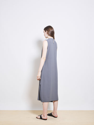 ASHLEIGH Crepe Dress