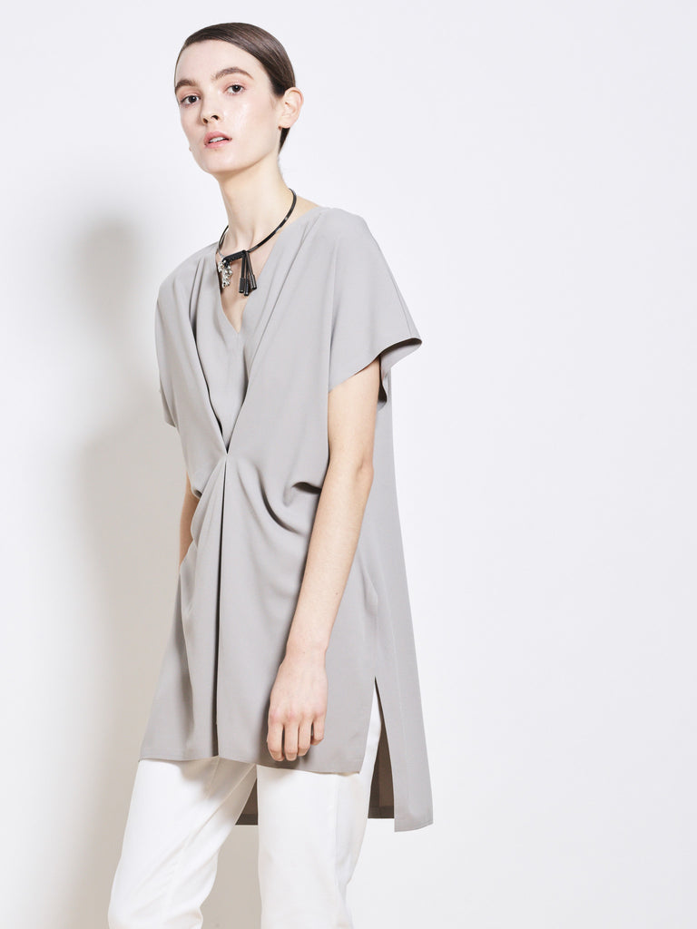 ALISTAIR Crepe Tunic Top