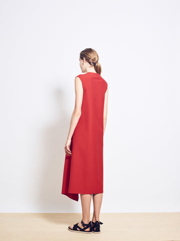 HERALD Cotton Jersey Dress