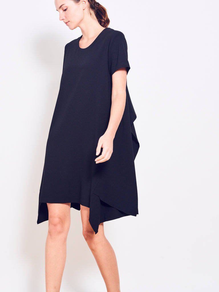 LORNA Crepe Kite Dress