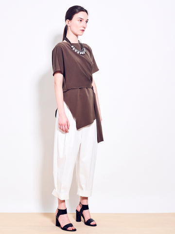 KENDREA Crepe Top
