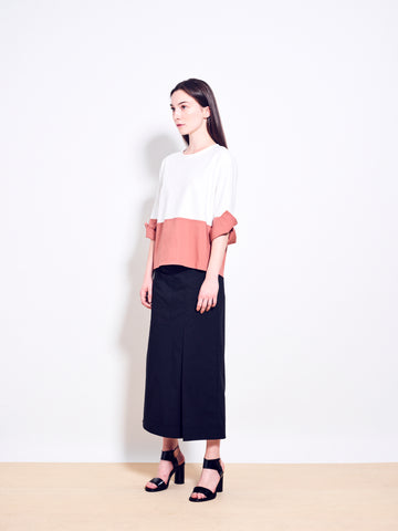 REED Stretch Cotton Culottes