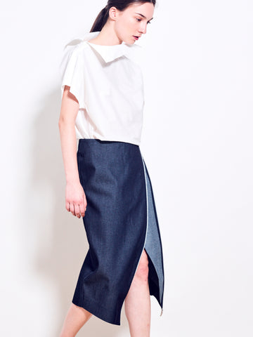 ELWOOD Japanese Denim Skirt