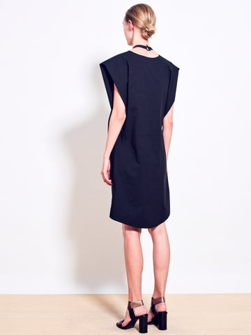 DANA Stretch Cotton Dress