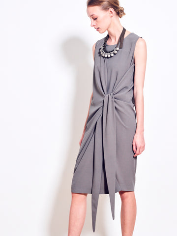 KLAUS Crepe Dress