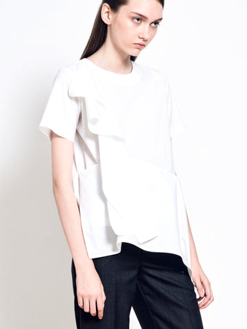 RUFUS Stretch Cotton Top