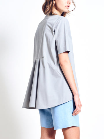 CLEMENTINE Stretch Cotton Top