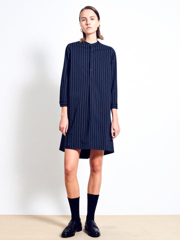 LACHLAN Stretch Cotton Shirt Dress SOLD OUT