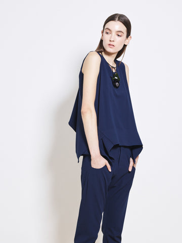 WINDSOR Crepe Kite Top