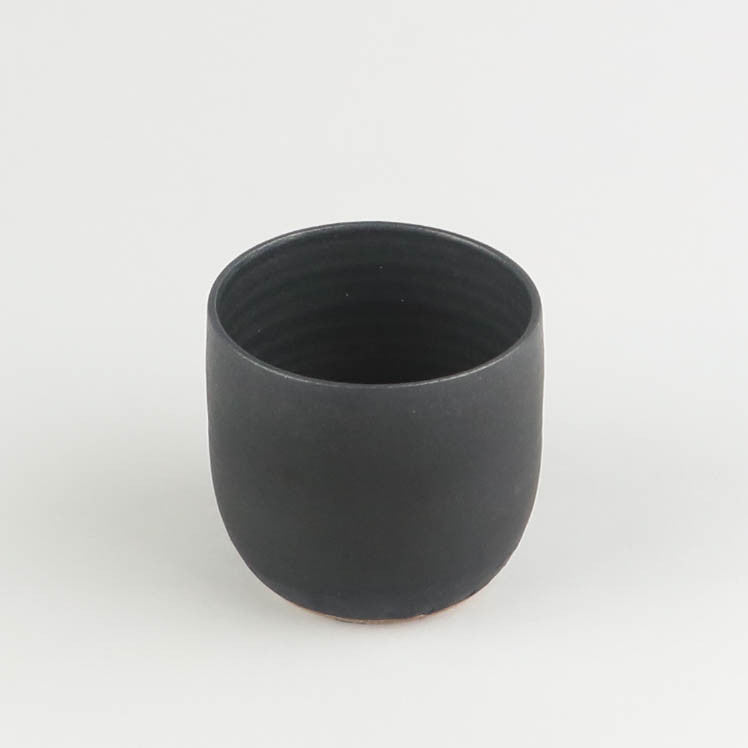 Vessel with Rounded Body