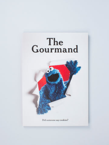 THE GOURMAND - Issue #09 SOLD OUT