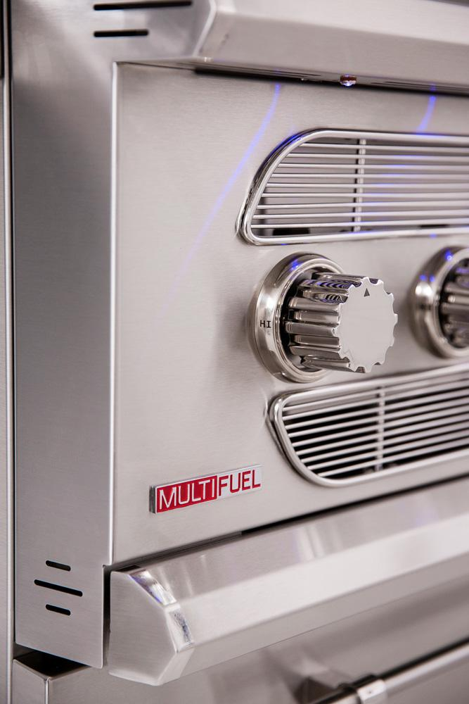 54″ American Muscle Grill - BBQ Fix