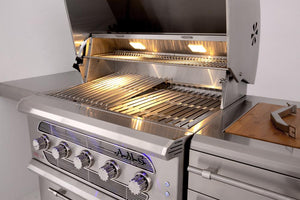 36″ American Muscle Grill - BBQ Fix