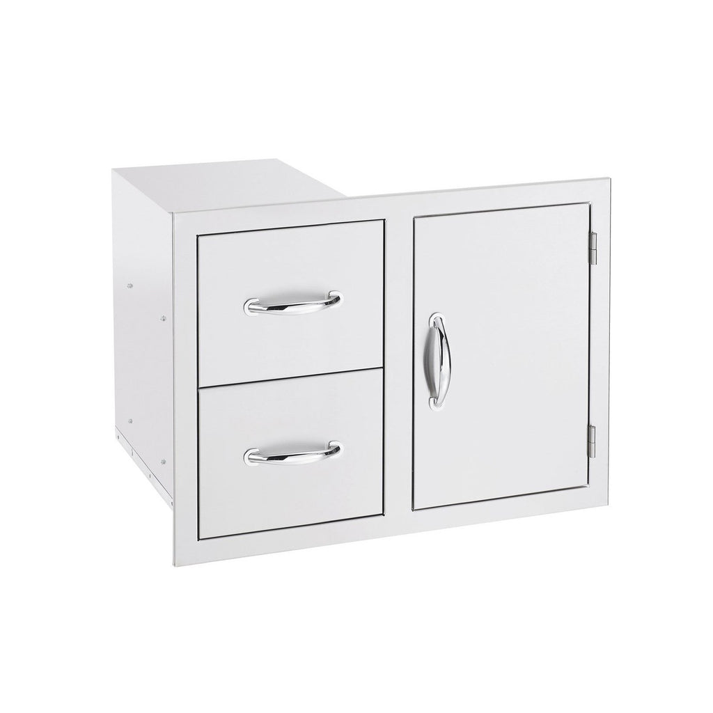 "30"" 2-Drawer & Access Door Combo"