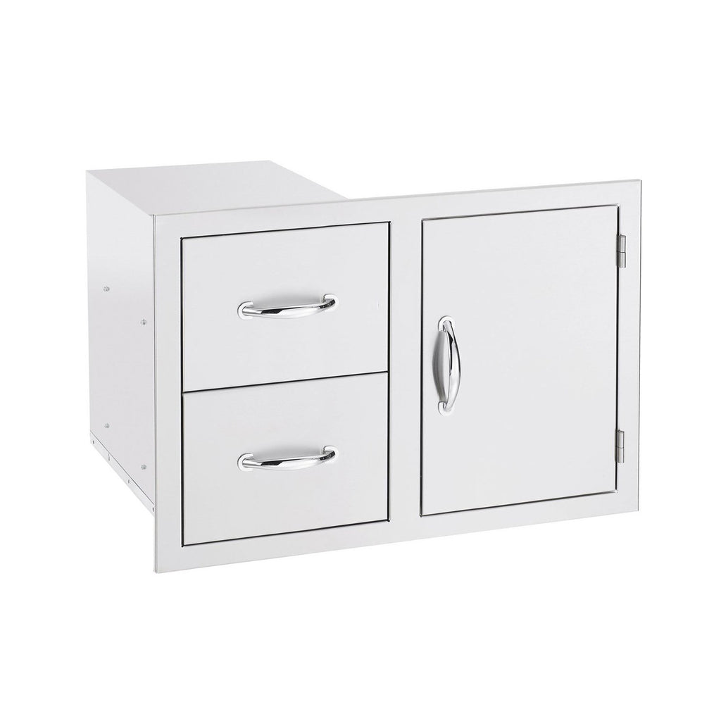 "36"" 2-Drawer & Access Door Combo"