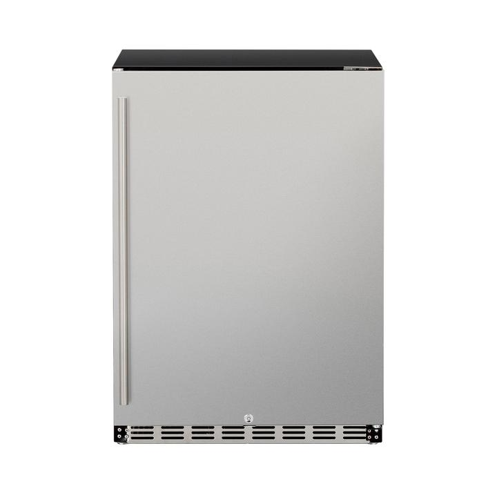 "Summerset 24"" 5.3c Outdoor Rated Fridge - SSRFR24S"