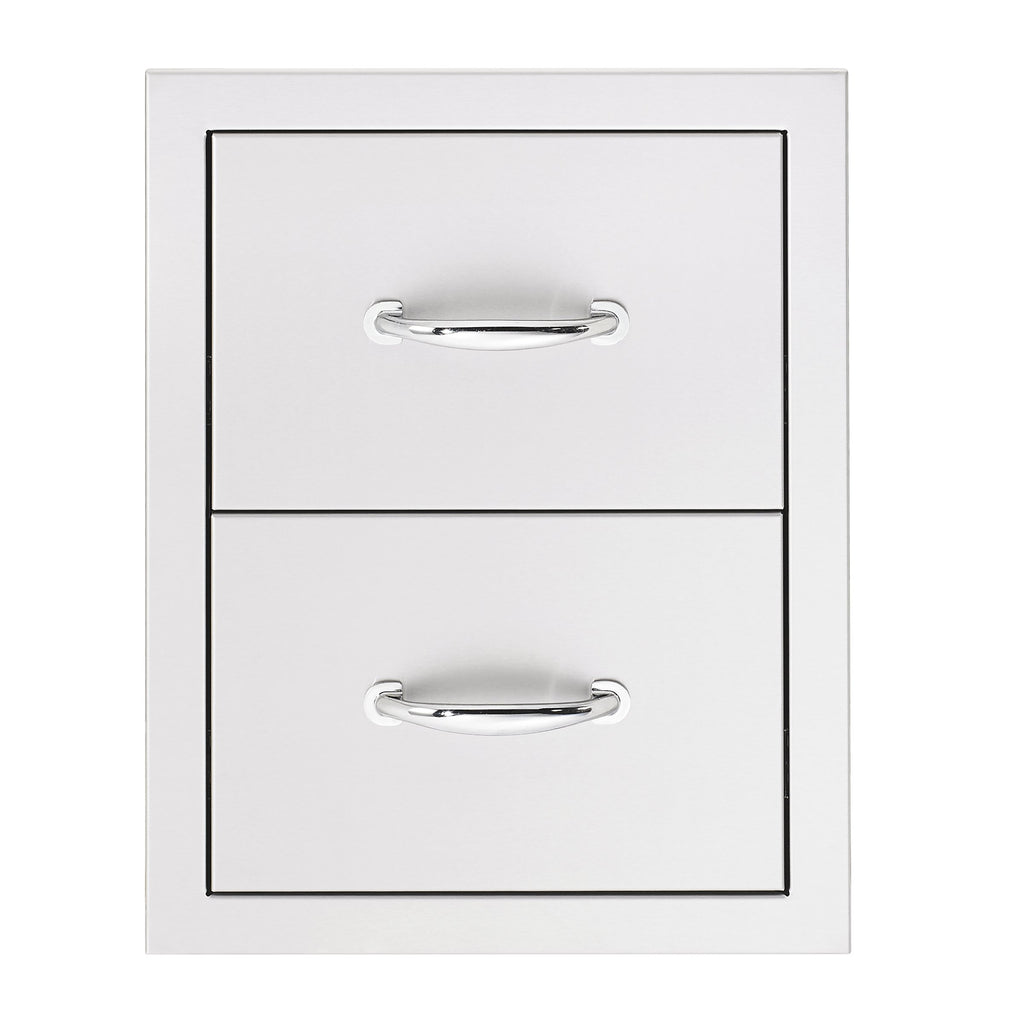 "17""  Double Drawer"