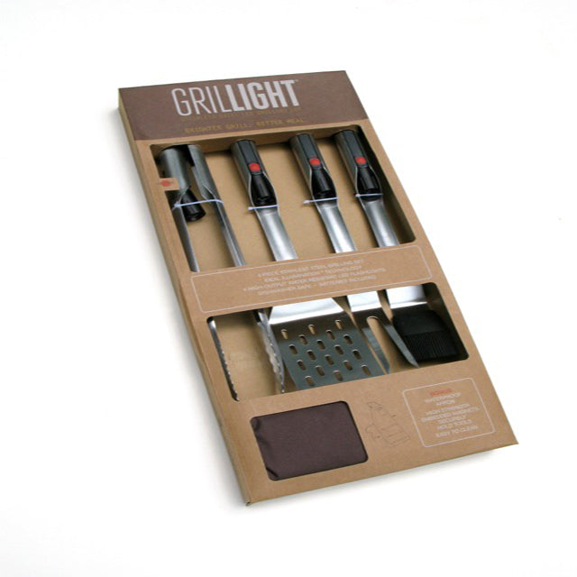 Grillight 5 pack Gift Set