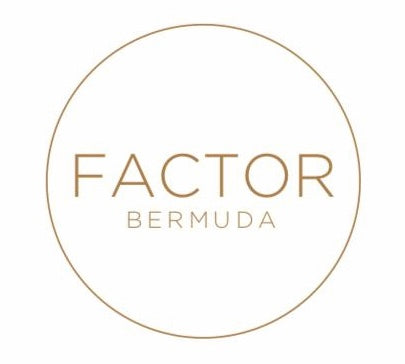 Factor Bermuda is a refined collection of sun protective and sustainable swimwear made from a luxurious Italian lycra derived from rescued ocean plastics. A fresh perspective on swimwear combining timeless, elevated design with skincare and sustainability. Inspired in Bermuda, ethically made in New York.