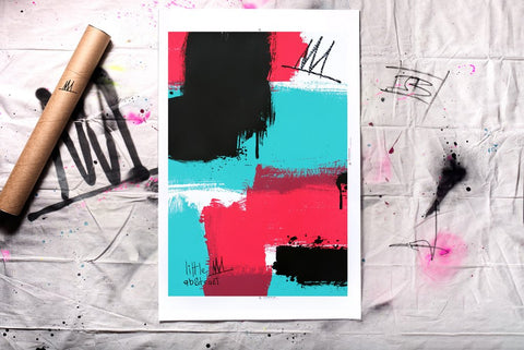 Little Abstract Art Kits